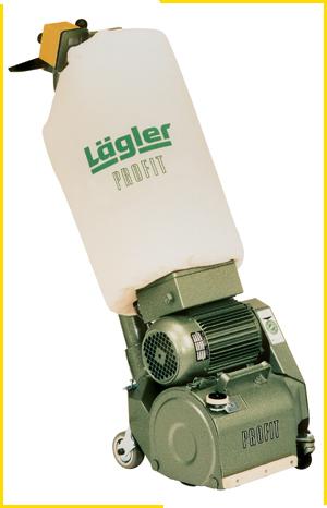 Lagler UK Profit Drum Sander Residential Hire Sander