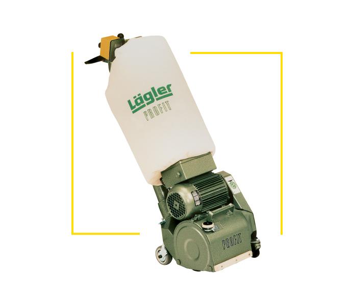 Lagler Profit Hardwood floor Sander