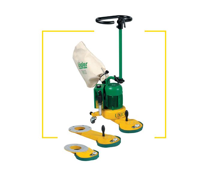 Lagler Unico Edge Sanding Machine