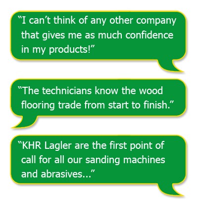 Lagler Floor sanding machine Reviews
