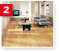 Lagler Trio Floor Sanding Results